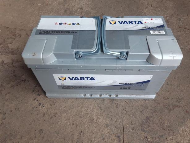 Akumulator żelowy warta 12v95ah