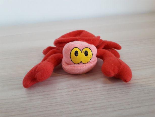 Mała syrenka Krab Sebastian Mcdonald's maskotka