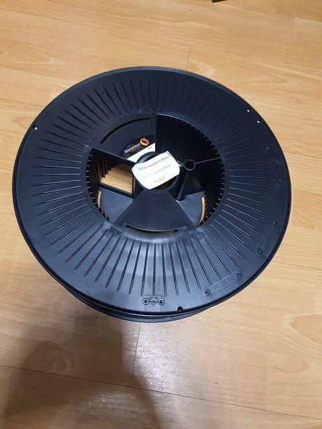 Filament 5kg czarny PLA
