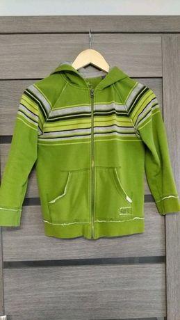 Zielona bluzka dla chłopca