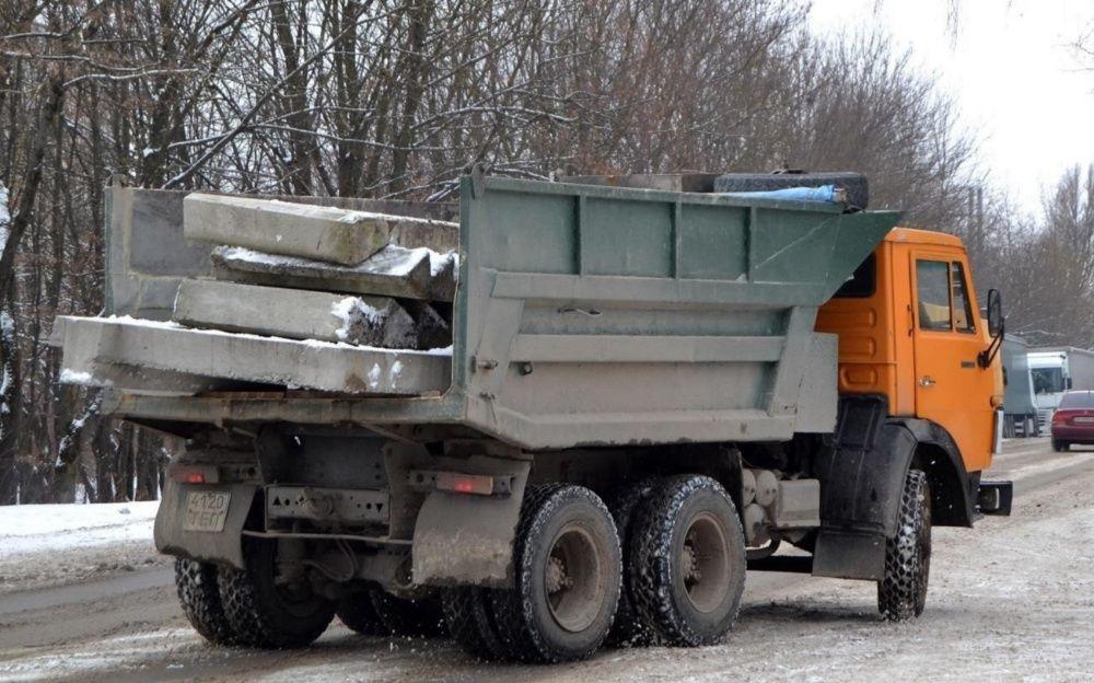 Лучшая стоимость уборки/ вывоза мусора самосвалами. Скидки на комплекс Киев - изображение 1
