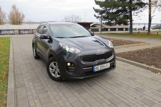 Продам автомобиль Kia Sportage Diesel Official 2018