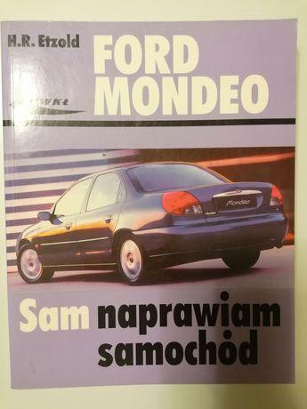 Ford Mondeo Książka NOWA