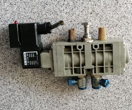 valvulas electricas para distribuição