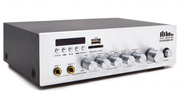 Трансляционный усилитель Sky Sound HY-602MB+BT steeo (2*60W)