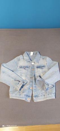 Kurtka jeansowa H&M 122