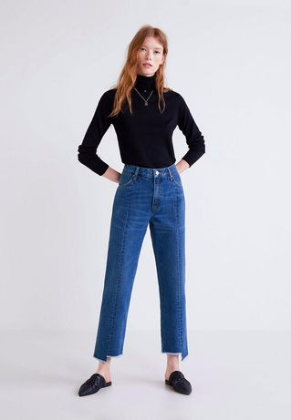 Mango Zara джинсы