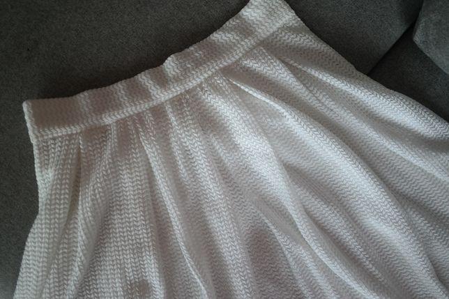 Biała spódniczka Sinsey rozmiar S