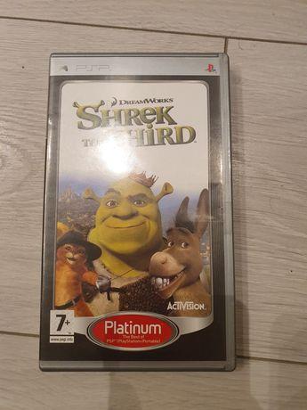 Gra PSP Shrek the Third