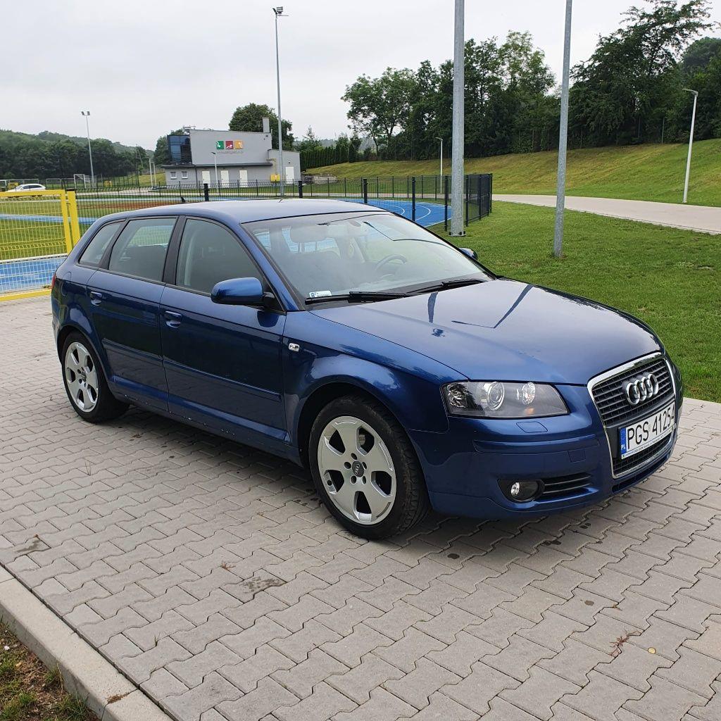 Audi A3 TDi,  2007 rok, 140 KM ,