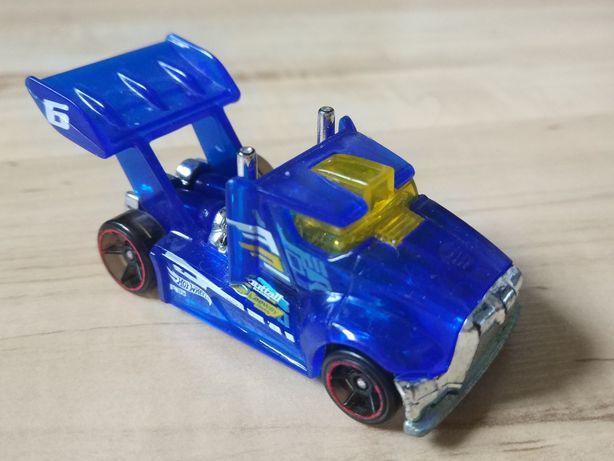 Kolekcjonerski Rig Storm Hotwheels Mattel Ciężarówka Samochodzik