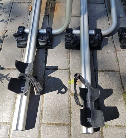 Bagażnik rowerowy, uchwyt dachowy do roweru Mercedes/Oris oryginał
