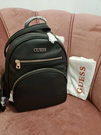 Plecak Guess czarny nowy