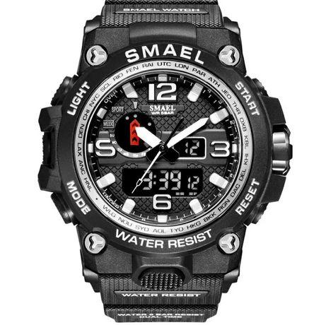 Часы Мужские спортивные водонепроницаемые SMAEL
