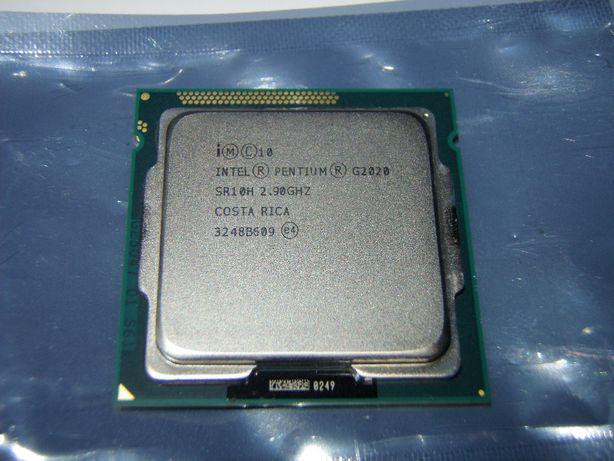 Procesor G2020, LGA1155