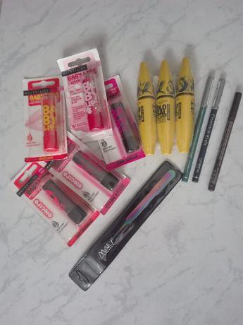 Conjunto de maquilhagem com 50 produtos