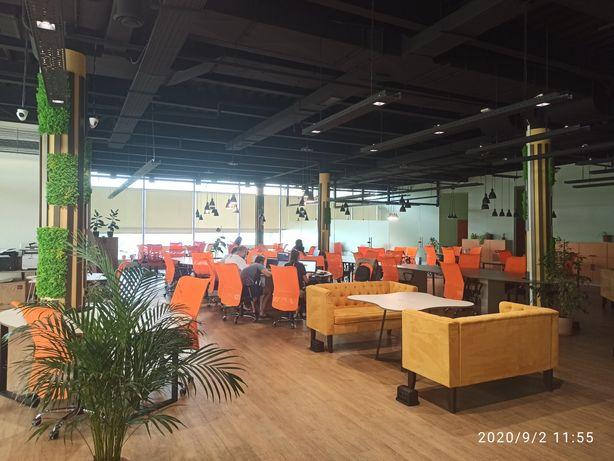 Офис в IC coworking Оболонь Блокбастер