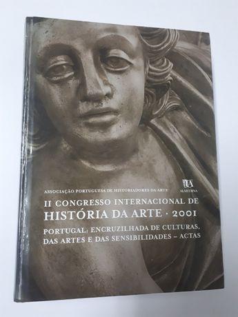 II Congresso Internacional de História da Arte 2001