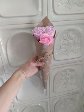 Квіти з вспіненого мила різні ціни