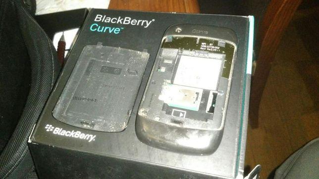 Telemóvel BlackBerry para peças