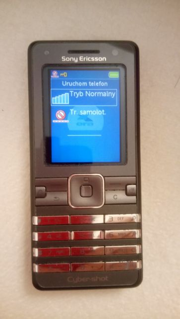 telefon, sony ericsson, simens - używane