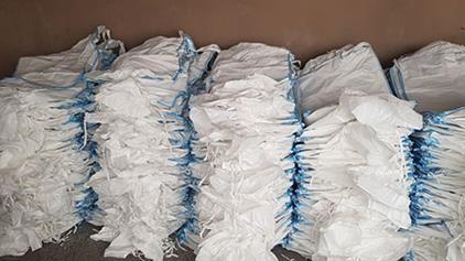 Używane worki Big Bag bags na pellet 90/90/190cm!