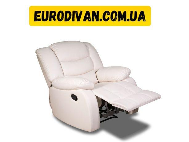 Кресло кушетка реклайнер для наращивания ресниц, педикюрное для салона
