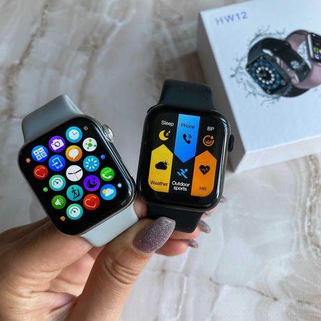 Суперкачество! Умные часы как Apple watch 6 серии  HW 12 Smart Watch