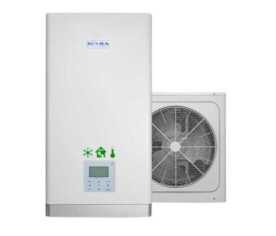 Pompa ciepła SEVRA Split 10kW 1F Okazja dom ogrzewanie kocioł