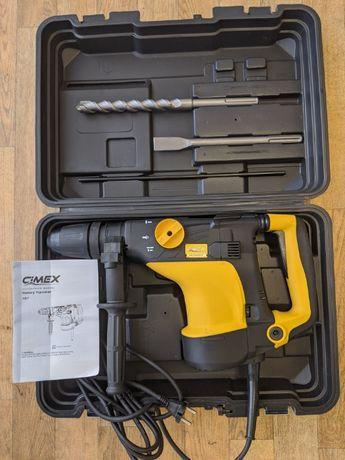 Młot elektryczny kująco-wiercący CIMEX HB7