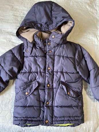 Зимняя куртка Gap 98-104-110 на 4 года