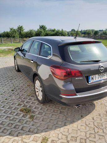 Opel Astra IV 2.0 CDTI, 2013r