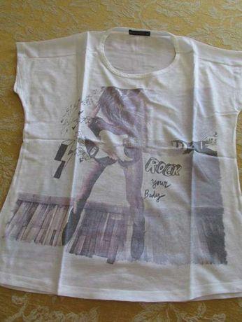 T-shirt Ada Gatti Rock your Body