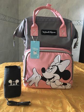 Mochila Maternidade Disney Mickey / Minnie