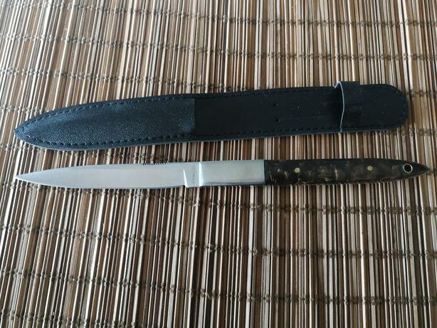 Nóż bardzo elegancki cieniutki, może być do kopert