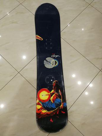 Snowboard Stuf - Saga 115 cm