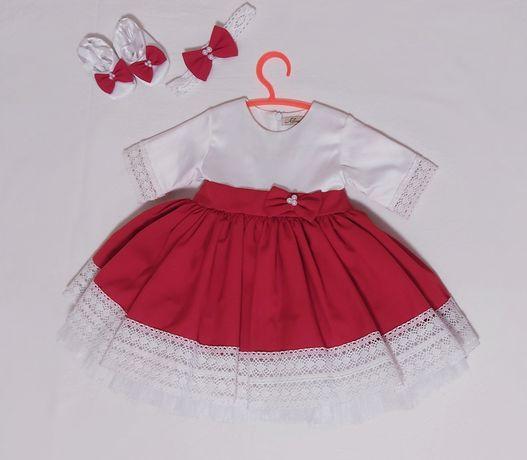 Шикарное платье до принцессы