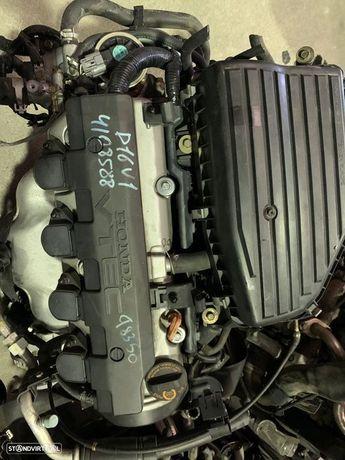 Motor Honda 1.6i D16v1
