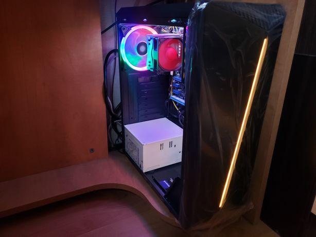 Игровой Компьютер I5 4x3.8Ghz+8GB+120GB SSD+500GB