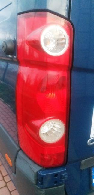 Lampy tylne Volkswagen Crafter