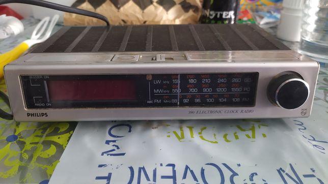 Rádio Despertador Philips