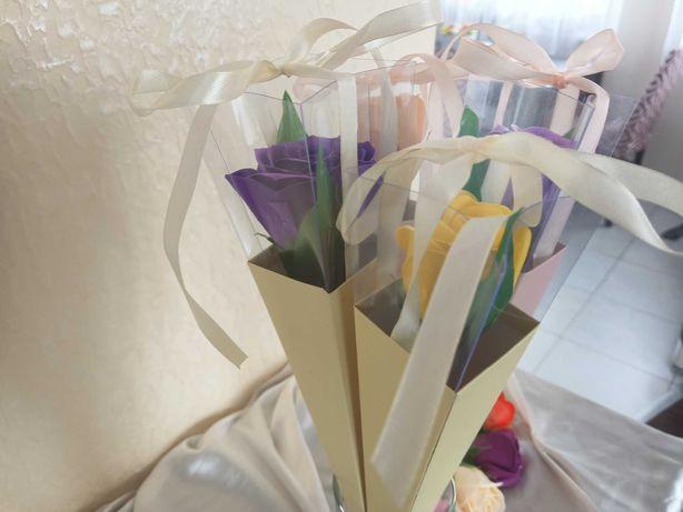 Kwiaty bukiet prezent podziękowanie dla nauczyciela