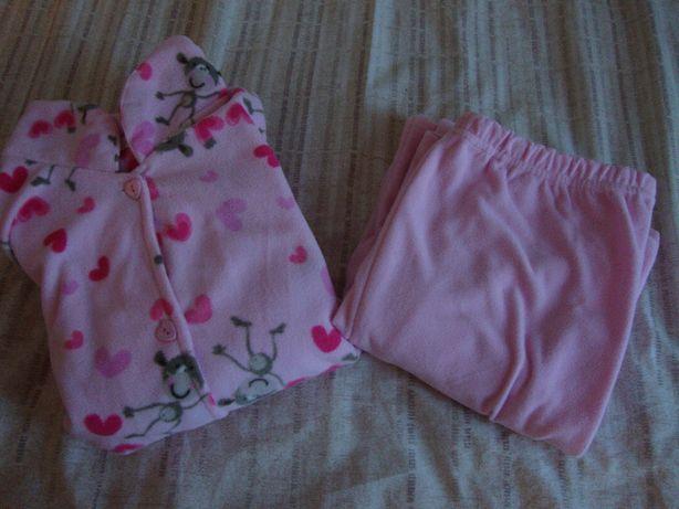 Piżama dla dziewczynki rozmiar 158