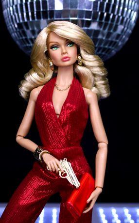 Кукла Undercover Angel Poppy Parker 2020 Ангел под прикрытием