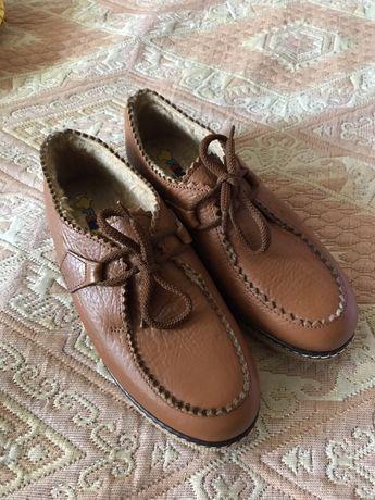 Туфлі для хлопчика кожа