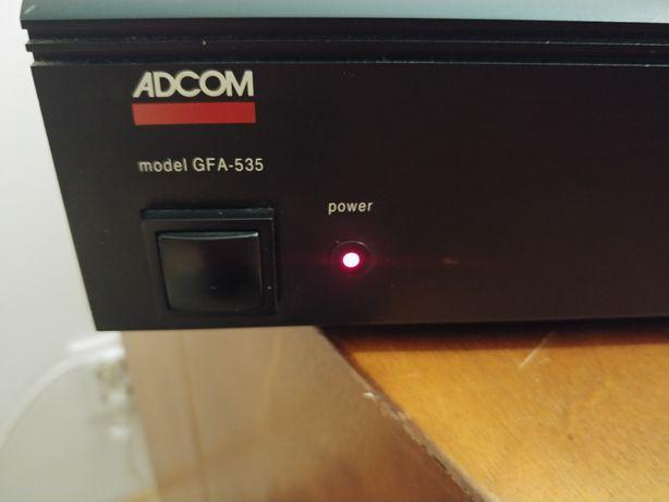 Końcówka mocy Adcom GFA 535 Dual mono Nelson Pass