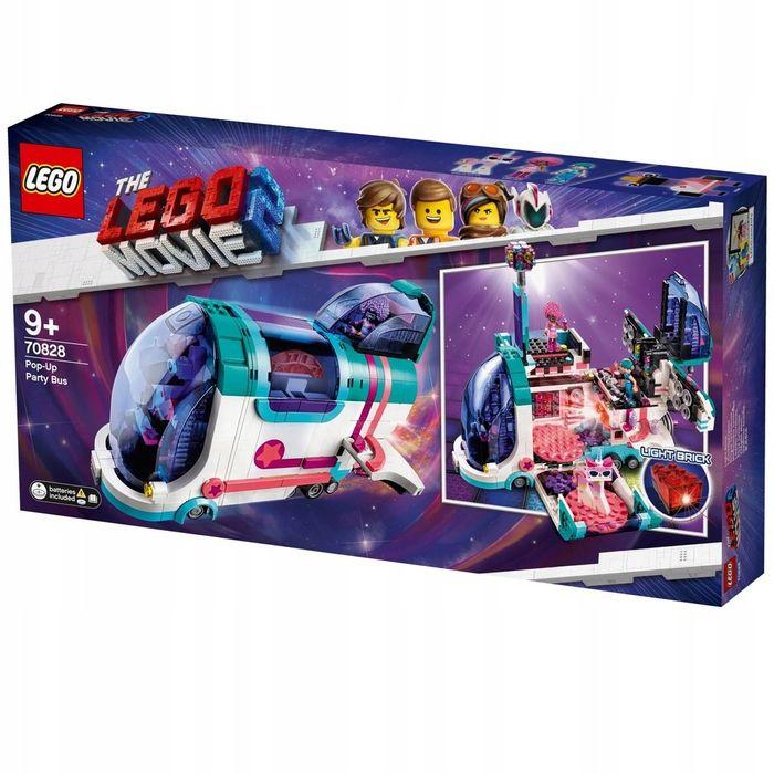 Zestaw Lego Movie 70828 Autobus imprezowy Tychy - image 1