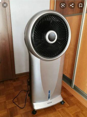 Klimator Sencor SFN9011sl jak nowy, gwarancja mało używany cena do neg