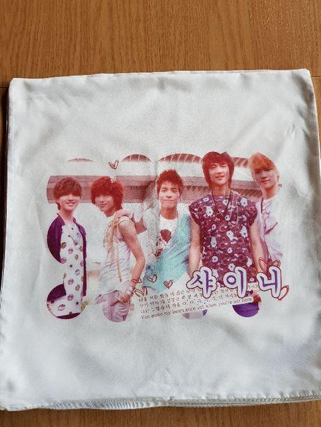 SHINee K-pop poszewki na poduszki 40x40