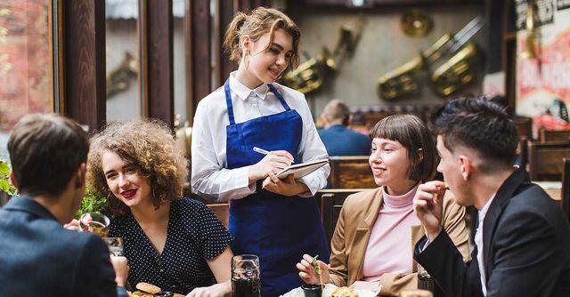 Kelner/Kelnerka do Niemiec